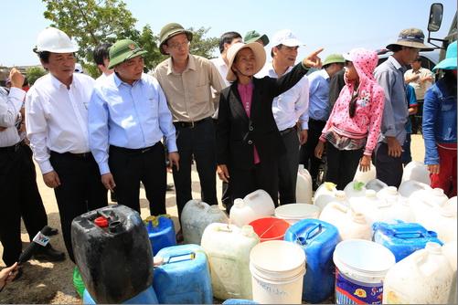 Tình Hình Hạn Hán Thiếu Nước Tại Ninh Thuận